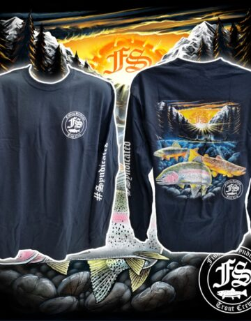 Long Sleeve Trout Crew